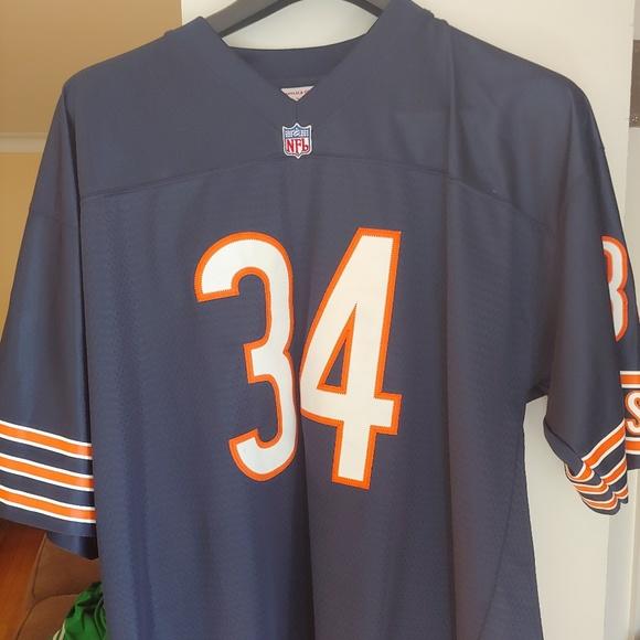 pretty nice dbd99 53514 Chicago Bears Walter Payton Jersey